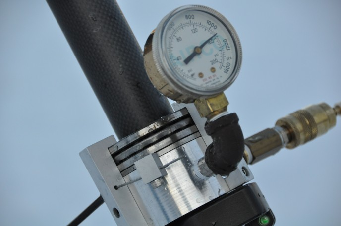 Pressurized!