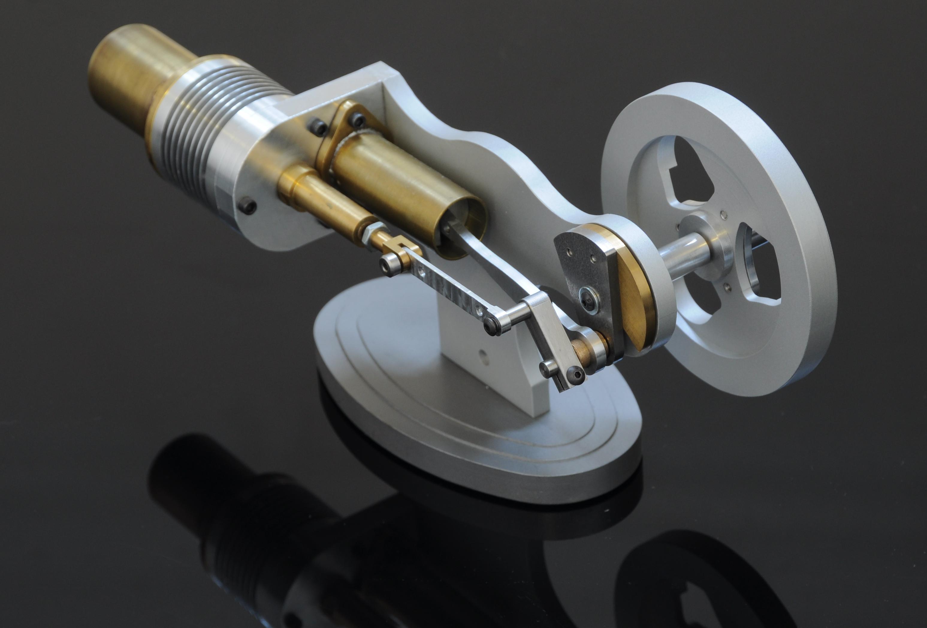 Stirling Engine Geoff Johnson